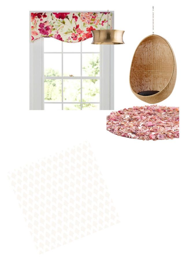 """homely"" by caoimheod on Polyvore featuring interior, interiors, interior design, home, home decor, interior decorating, Barclay Butera, Safavieh, Country Curtains and Arteriors"