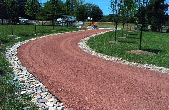 Tar And Chip Driveways Paving Roads Chip And Seal