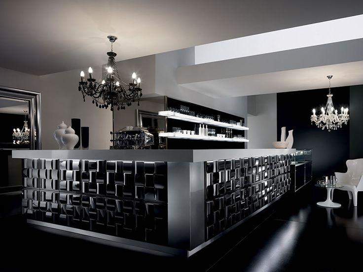 Arredamento contract: progettazione e Realizzazione di arredamenti attività commerciali - Arredamento Bar contract
