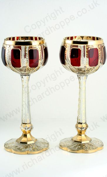 1000 Images About Beautiful And Unusual Drinking Glasses