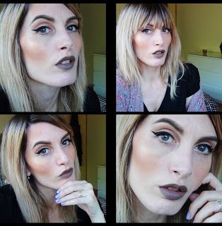 MichelaIsMyName: Makeup Look Using New Products [Pictures]