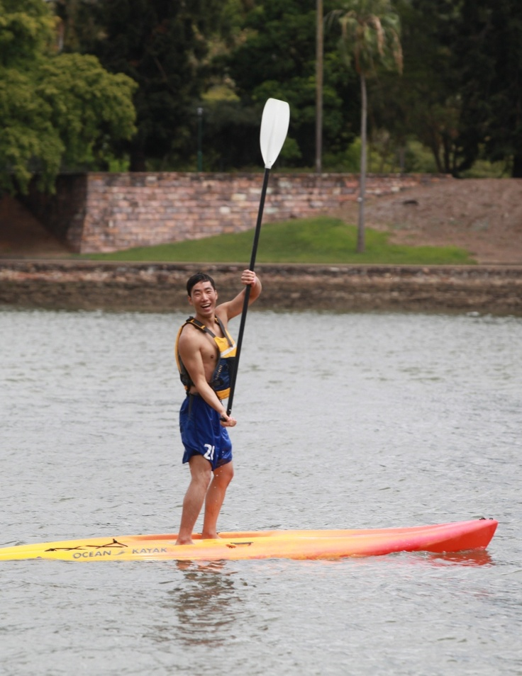 Standup Paddle Board in