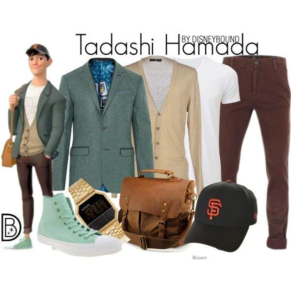 Disney Bound - Tadashi Hamada