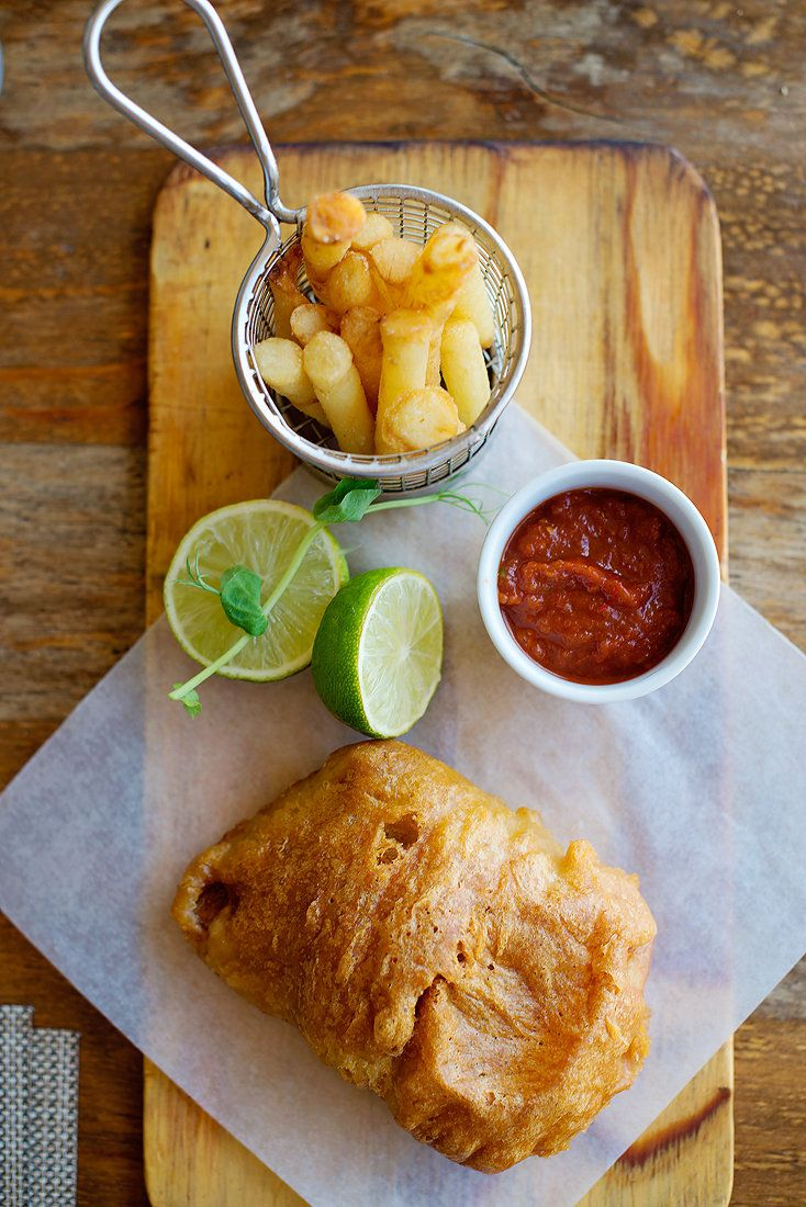 Shimmy Beach Club in Cape Town launched its winter menu. New Cider battered fish.  www.shimmybeachclub.com Call 021 2007778 to book