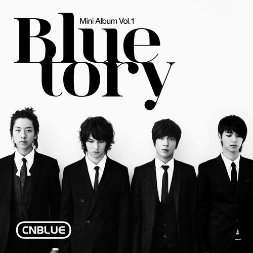 C.N. Blue album cover featuring the song; I Will Forget You.
