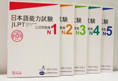 Libro Japón: Japanese Language Proficiency Test Official Practice Workbook
