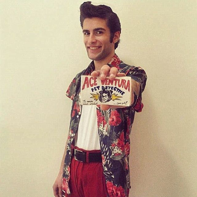 40 diy costumes every college student can pull off - Ace Ventura Halloween Costumes