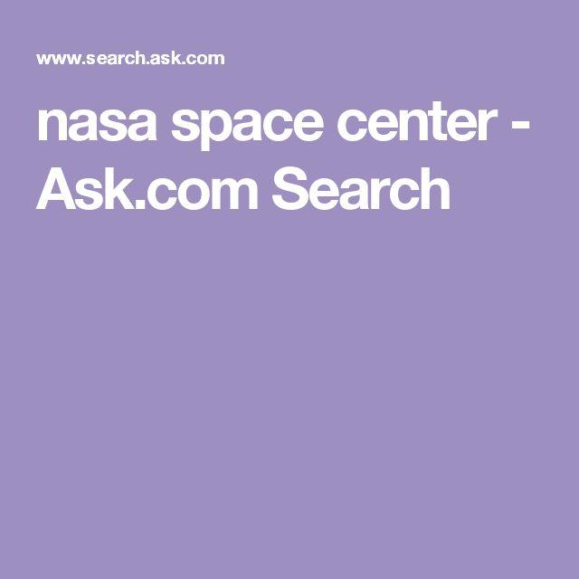 nasa space center - Ask.com Search