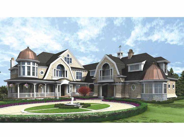 Estate House Plans