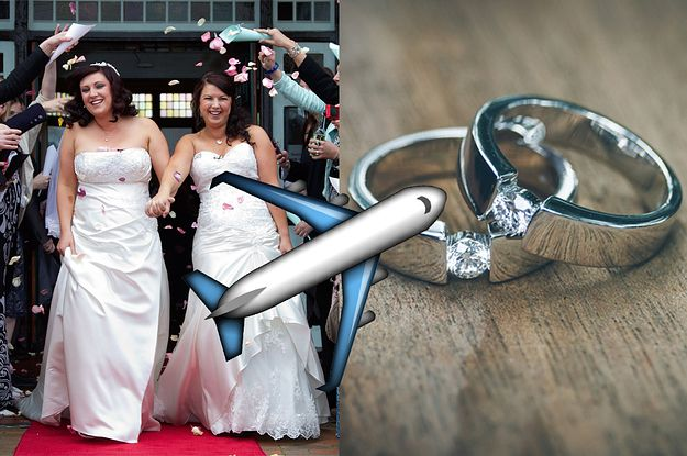 Same-Sex Couples From Australia And China Are Getting Married In New Zealand