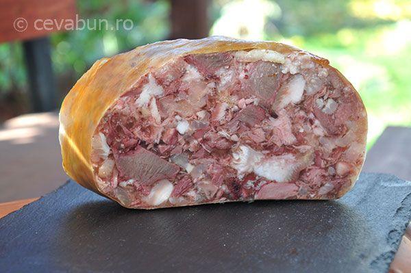 Toba de porc - reteta