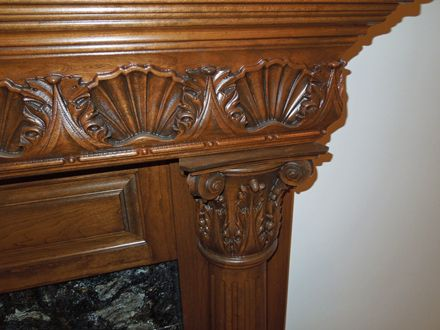 60 best brackets and corbels images on pinterest home for Decorative millwork accents