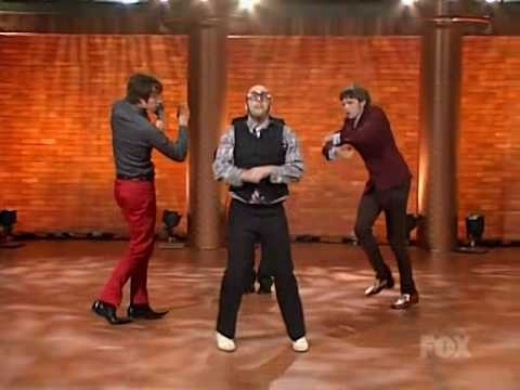 OK Go dancing! - A Million Ways