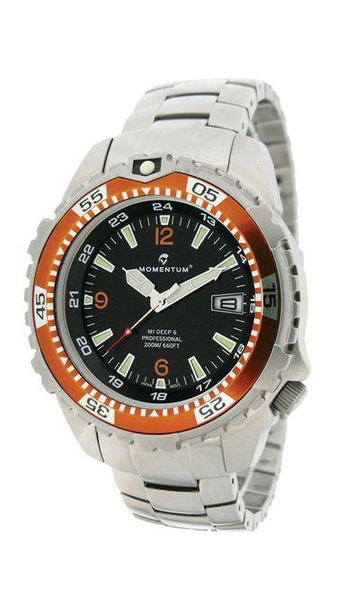 M1 Deep 6   Momentum®   St. Moritz Watch Corporation