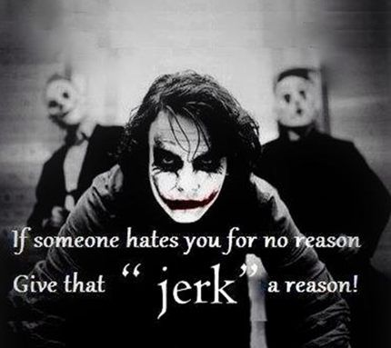 Joker Quoted