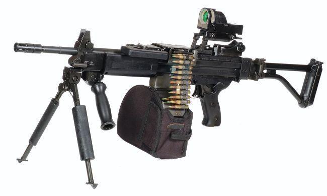 12+ M60 lmg ideas