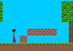 JuegosMinecraft.es - Juego: Minecraft 2d - Jugar Juegos Gratis Online Flash
