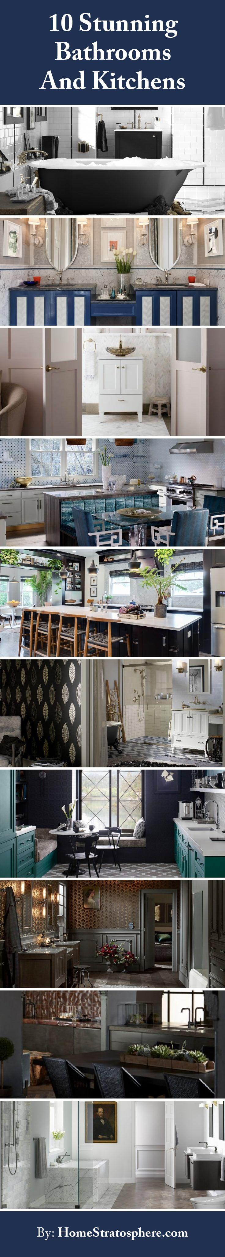 3644 best kitchen ideas images on pinterest kitchen for Kitchen design 8 x 16