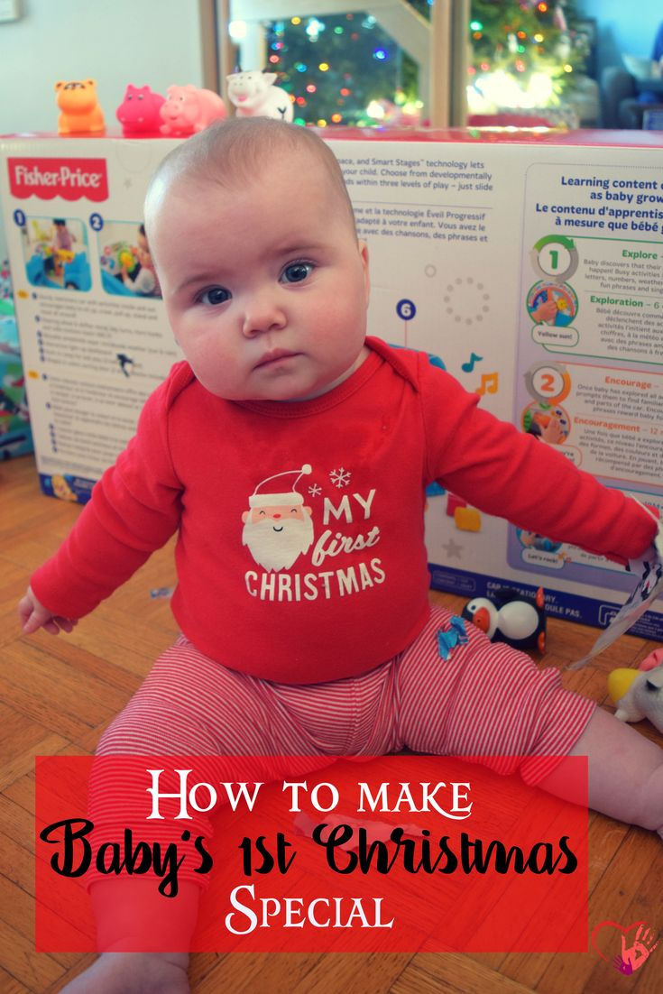 How to Make Baby's 1st Christmas Special | Celeb Baby Laundry