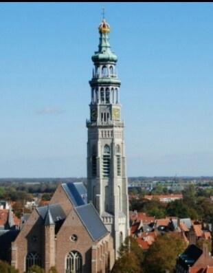 Middelburg - de Lange Jan