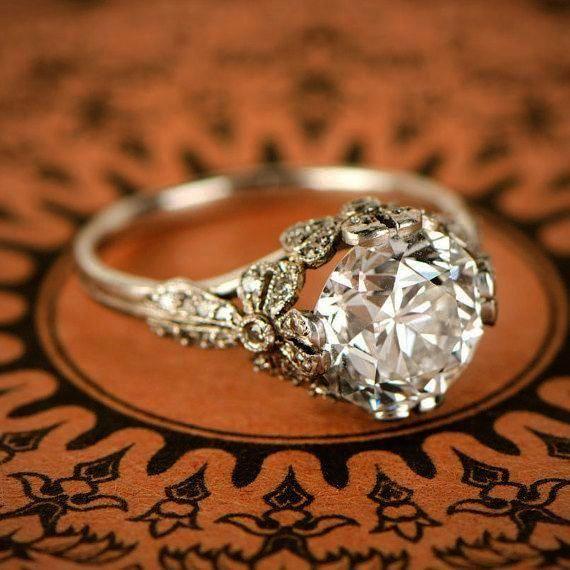 Vintage Style Diamond Engagement Rings Uk Diamond Engagement Rings Macys Platinumenga Wedding Rings Vintage Rose Gold Engagement Ring Vintage Engagement Rings