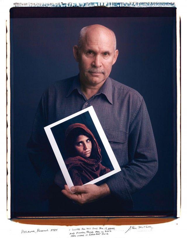 Стив Мак-Карри – Девушка в Афганистане
