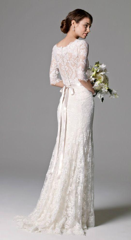 """Hochzeitskleid """"Riviera"""" von Watters"""