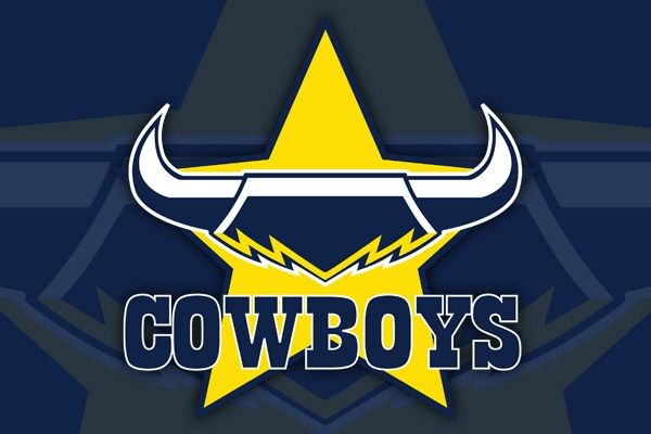 Show your support for the North Queensland Cowboys! #nrl #rugby #australia