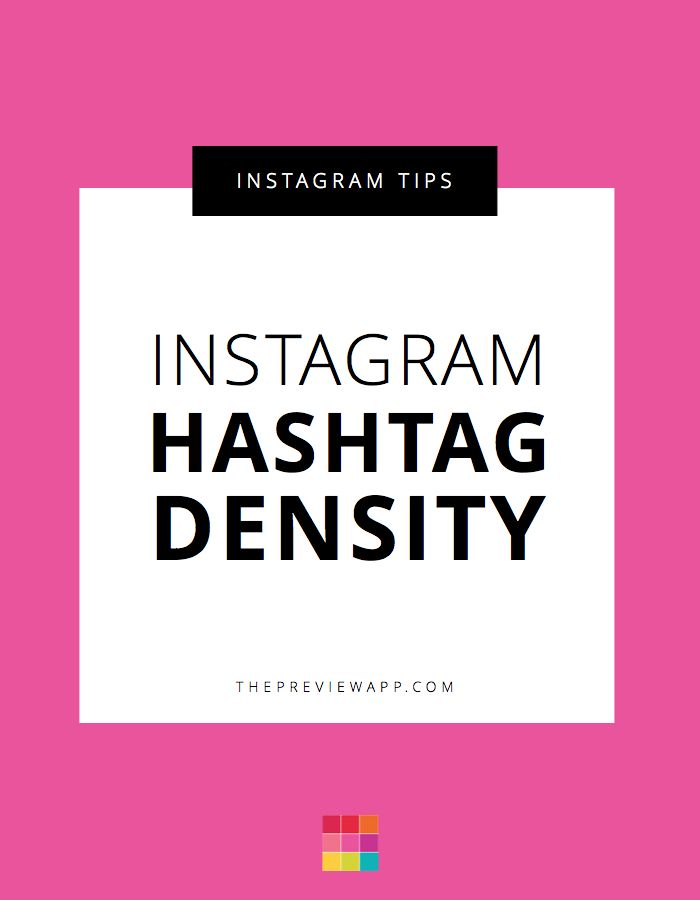 Instagram hashtags vary in density. This is how to choose your Instagram hashtags so you can make the best hashtag list for your photo.