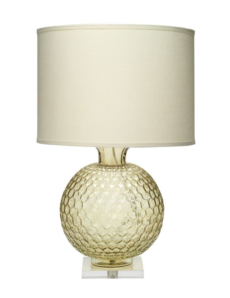 Awesome This Gorgeous Table Lamp Offers A Detailed Sphere Shape In A Soft Taupe  Colored Glass Lamp Base. Cool And Contemporary, The Clark Table Lamp Exudes  A ...