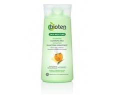 Ενυδατικό Γαλάκτωμα Καθαρισμού Bioten - Bioten Hydrating Cleansing Milk    Καθαρίστε αποτελεσματικά το δέρμα σας με ένα αναζωογονητικό κοκτέιλ φυσικών ενεργών συστατικών!         Απολαύστε τα οφέλη από το Νέκταρ Κυδωνιού, ένα εκχύλισμα που ρυθμίζει τη φυσική υγρασία του δέρματος. Προστατέψτε την ομορφιά της επιδερμίδας με Βιταμίνη Ε, έναν αποτελεσματικό αντιοξειδωτικό παράγοντα γνωστό για την επανορθωτική του δράση.