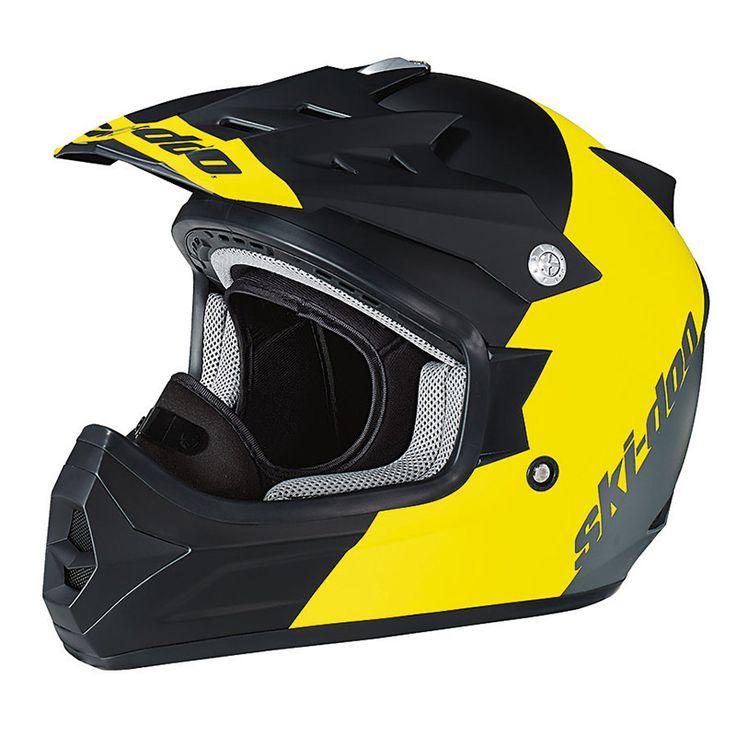 Ski-Doo helmet graphic. Winter collection 2016