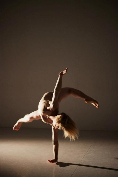 Contemporary dance - strength
