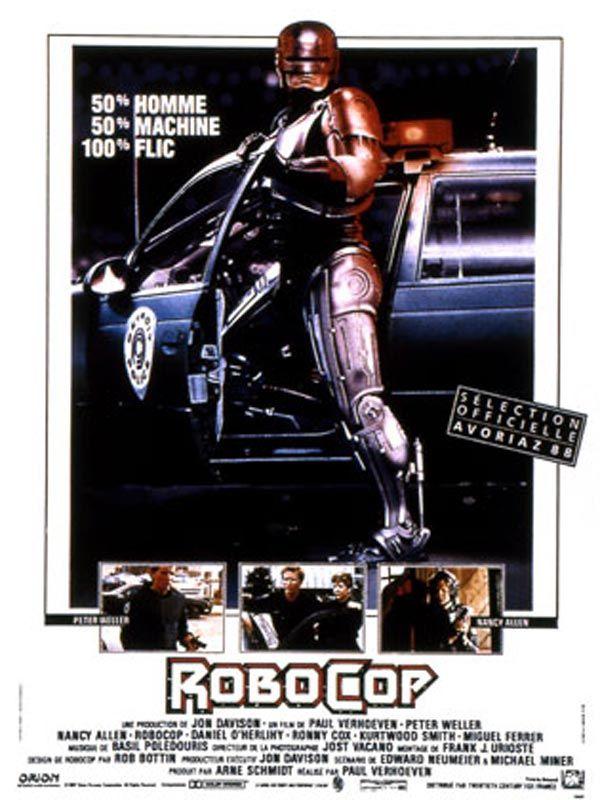 A l'aube de l'an 2000, Detroit est la proie du crime et de la corruption. Pour pallier ce terrible état, les services de police inventent une nouvelle arme infaillible, Robocop, mi-homme, mi-robot, policier électronique de chair et d'acier qui a pour...