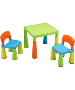 Liberty House Toys Multi-Purpose Table Set - Multicoloured.