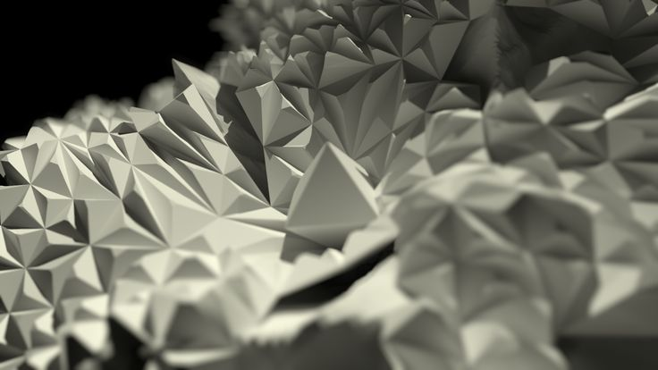 Coding, Motion, Visual Experiments   Kepler's Dream - WIP 3D printed landscape with...