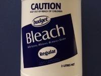 Bleach for bleach bath