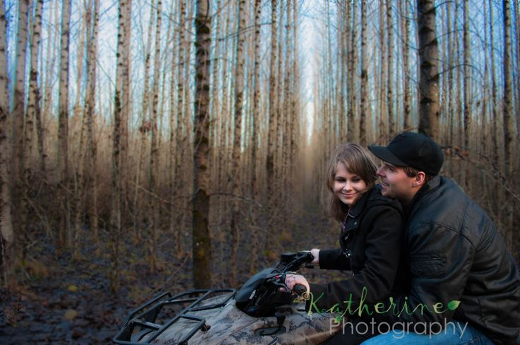 Cute Couple Quading! Katherine Photography
