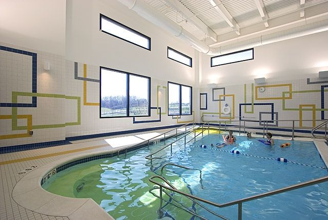 Ranken Jordan Pediatric Bridge Hospital - Therapy Pool