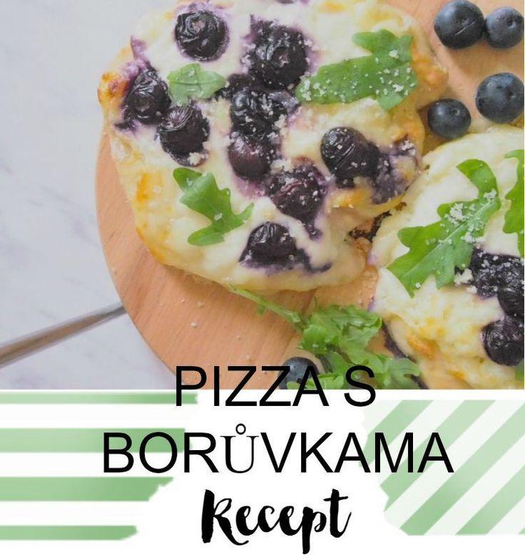 skvělý recept na pizzu s borůvkama:*