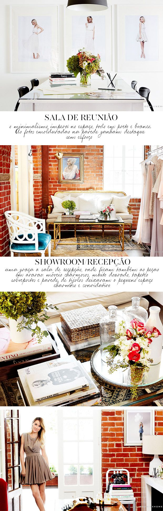 New Lauren Conrad's Paper Crown Offices / Domaine Home