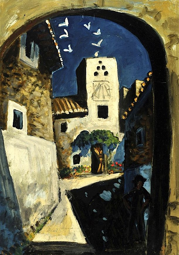 The Dovecote Auguste Chabaud - 1925