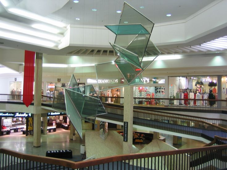 Randall Park Mall in North Randall, OH  several photos on this site taken in 2005. It was a great place to shop at in its day. I still went there in the 90's with my son and we saw Santa there at Christmas . It's a shame how many retail spaces and malls are sitting empty now. Pat Schwab