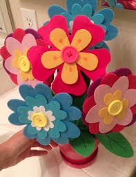 Image result for craft flowers