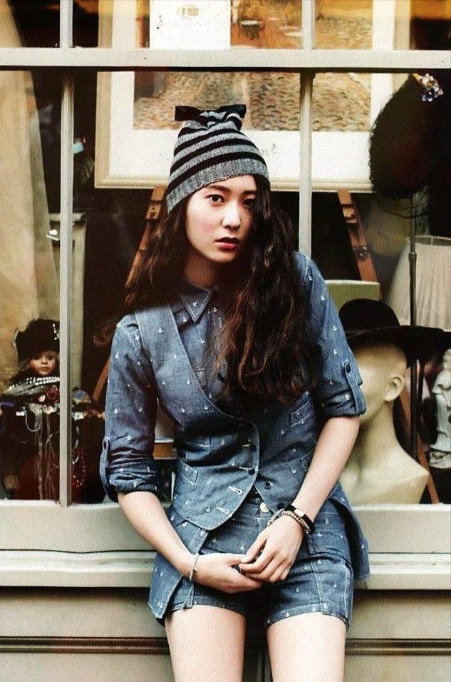Krystal Jung #krystal #jung #fx #kpop #sm #smentertainment #style