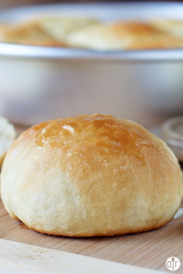 "School Lunchroom Cafeteria Rolls | ""These rolls are JUST like the ones the cafeteria ladies make in the school lunch rooms! My 8 year old daughter loves the cafeteria rolls and said my recipe was even better! You can't mess these up!"""