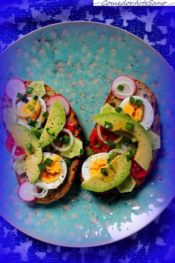 Sandwich primaveral1