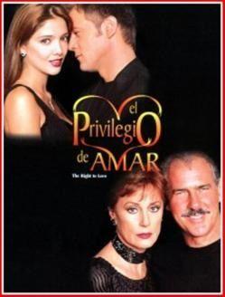 El Privilegio de Amar 1999