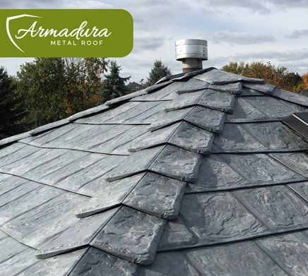 Residential Metal Roofing Supplier In Edmonton