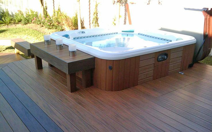 Outdoor jacuzzi designs and layouts hot tubs jacuzzis for Jacuzzi exterior 4 personas